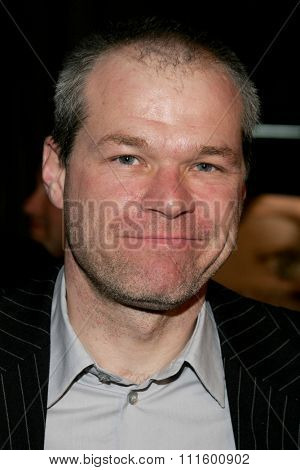 Uwe Boll  attends The Romar Entertainment Los Angeles Premiere of