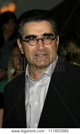 WESTWOOD. CALIFORNIA. April 29, 2005. Eugene Levy attends at the Los Angeles Premiere of