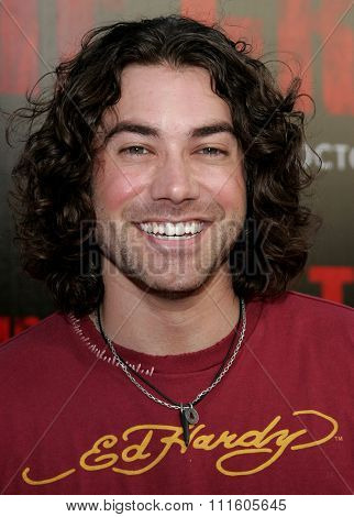 BUENA PARK, CALIFORNIA. October 8, 2006. Ace Young at the World Premiere of