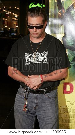 October 11, 2005 - Hollywood - Stephen Baldwin at the New Line Cinema's