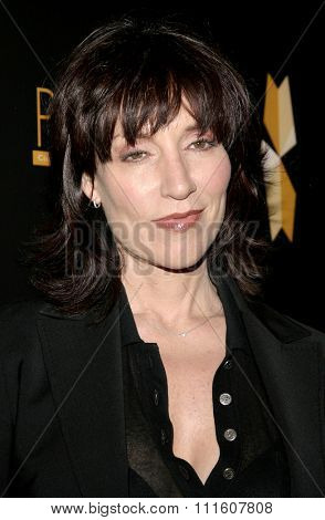 BEVERLY HILLS. CALIFORNIA. April 28, 2005. Katey Sagal attends The 9th Annual PRISM Awards The Beverly Hills Hotel in Beverly Hills, California, United States.