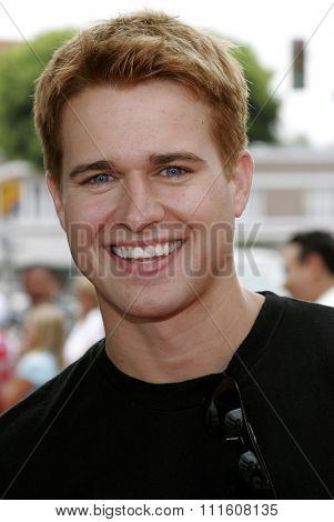 HOLLYWOOD, CALIFORNIA. July 30, 2006. Randy Wayne attends the World Premiere of