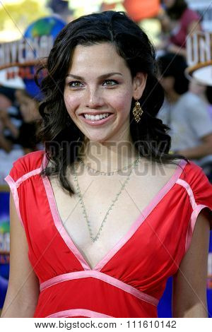 HOLLYWOOD, CALIFORNIA - June 13 2005. Misti Traya attends at the