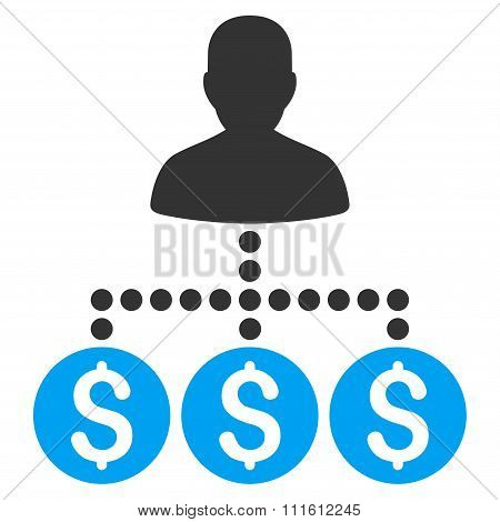 Money Collector Icon