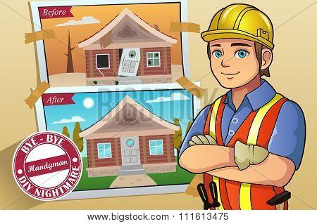 Handyman Or Contractor Service
