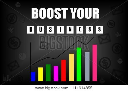 Boost your business message