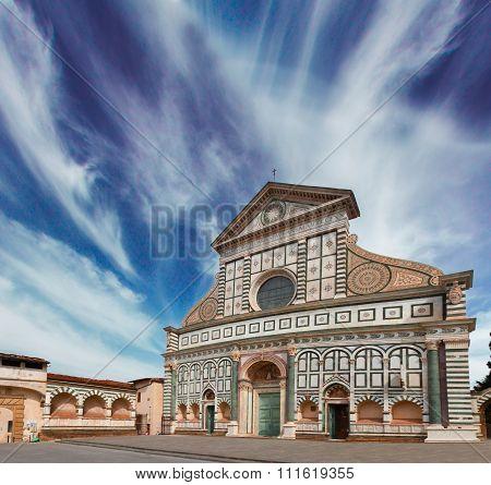 Santa Maria Novella church, Florence, Italy
