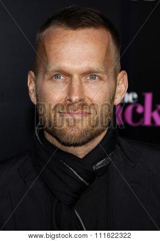 Bob Harper at the Los Angeles premiere of