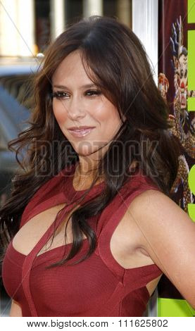 HOLLYWOOD, CALIFORNIA - June 30, 2011. Jennifer Love Hewitt at the Los Angeles premiere of
