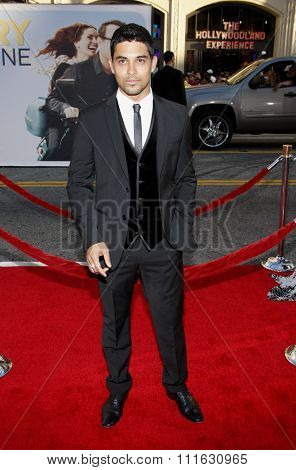 Wilmer Valderrama at the Los Angeles premiere of 'Larry Crowne' held at the Grauman's Chinese Theater in Hollywood, USA on June 27, 2011.