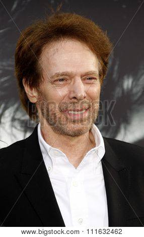 Jerry Bruckheimer at the Los Angeles premiere of 'Dark Shadows' held at the Grauman's Chinese Theater in Hollywood, USA on May 7, 2012.