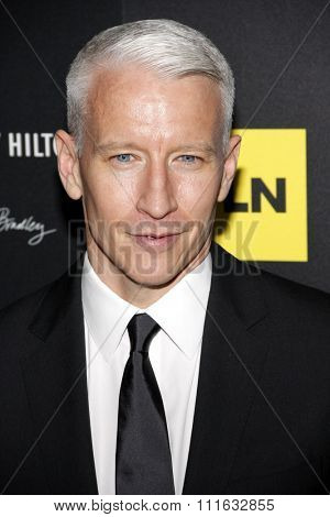 Anderson Cooper at the 39th Annual Daytime Emmy Awards held at the Beverly Hilton Hotel in Beverly Hills, USA on June 23, 2012.