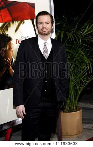 BEVERLY HILLS, CALIFORNIA - November 15, 2011. Eric Matheny at the Los Angeles Premiere of