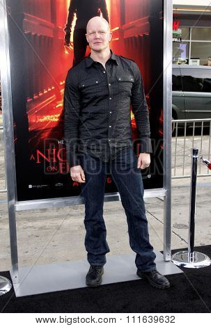 HOLLYWOOD, CALIFORNIA - April 27, 2010. Derek Mears at the World premiere of