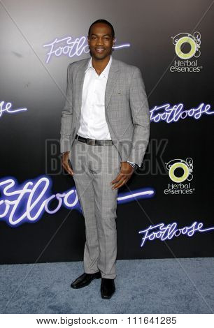 Ser' Darius at the Los Angeles Premiere of
