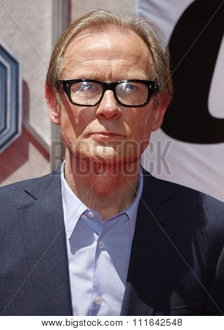 HOLLYWOOD, CALIFORNIA - July 19, 2009. Bill Nighy at the Disney World Premiere of