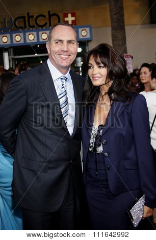Arnold Vosloo at the Los Angeles premiere of