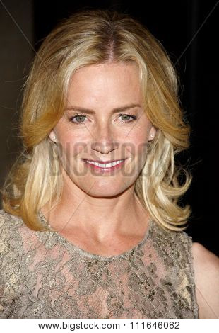 Elisabeth Shue at the 37th Annual Gracie Awards Gala held at the Beverly Hilton Hotel in Los Angeles, USA on May 23, 2012.