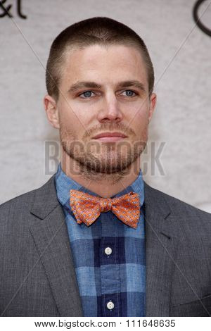 Stephen Amell at the Spike TV's 5th Annual 2011