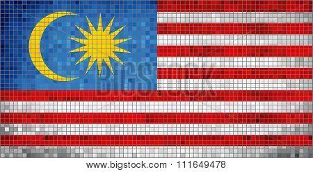 Flag Of Malaysia.eps