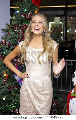LOS ANGELES, USA - Melissa Ordway at the Los Angeles Premiere of