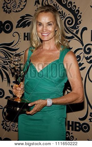 WEST HOLLYWOOD, CALIFORNIA - September 20, 2009. Jessica Lange at the HBO POST EMMY Party held at the Pacific Design Center, West Hollywood, Los Angeles.