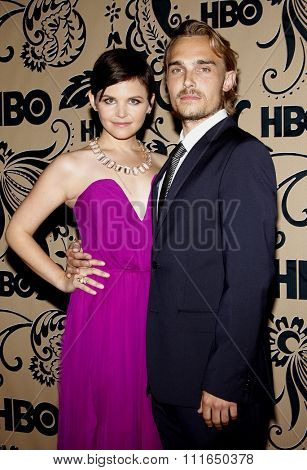 WEST HOLLYWOOD, CALIFORNIA - September 20, 2009. Ginnifer Goodwin at the HBO POST EMMY Party held at the Pacific Design Center, West Hollywood, Los Angeles.