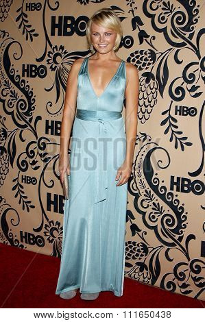 WEST HOLLYWOOD, CALIFORNIA - September 20, 2009. Malin Akerman at the HBO POST EMMY Party held at the Pacific Design Center, West Hollywood, Los Angeles.
