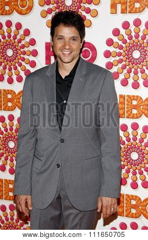 WEST HOLLYWOOD, CALIFORNIA - September 18, 2011. Ralph Macchio at the HBO's 2011 Emmy After Party held at the Pacific Design Center, Los Angeles.