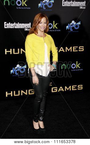 Amy Paffrath at the Los Angeles Premiere of