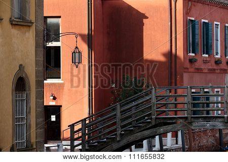 Venice side streets
