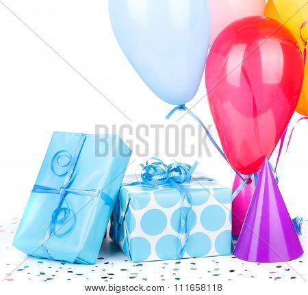 Blue Birthday Gifts