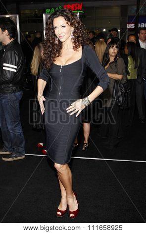 Sofia Milos at the Los Angeles Premiere of
