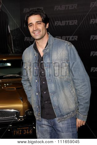 Gilles Marini at the Los Angeles Premiere of