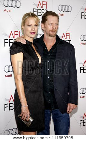 Alison Eastwood at the AFI Fest 2011 Opening Night Gala World Premiere Of