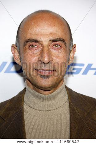 HOLLYWOOD, CALIFORNIA - March 7, 2012. Shaun Toub at the Los Angeles premiere of