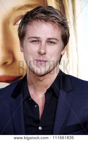 Richard Reid at the Los Angeles Premiere of