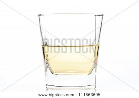 Glass With A Rum