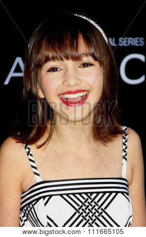 Taylor Blackwell at the Los Angeles Premiere of Starz Series