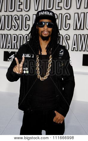 Lil Jon at the 2010 MTV Video Music Awards held at the Nokia Theatre L.A. Live in Los Angeles, USA on September 12, 2010.