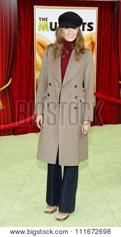 HOLLYWOOD, USA - Shana Katic at the World Premiere of