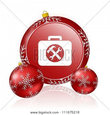 toolkit christmas icon
