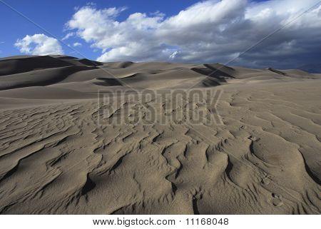 Ripples On Dunes