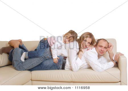 Child'S Blissful Sleep