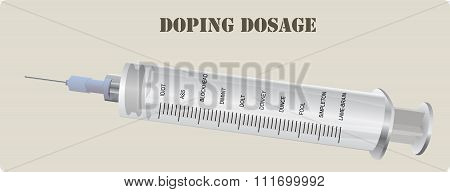 Injections Of Doping