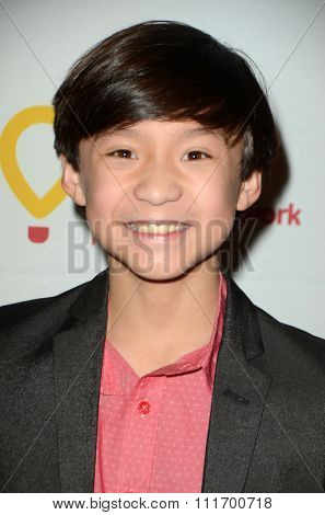 LOS ANGELES - DEC 12:  Forrest Wheeler at the Childrens Miracle Network Winter Wonderland Ball, at the Avalon Hollywood on December 12, 2015 in Los Angeles, CA