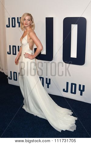 NEW YORK-DEC 13: Actress Jennifer Lawrence attends the