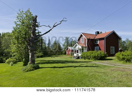 UP NORTH, SWEDEN ON JUNE 23
