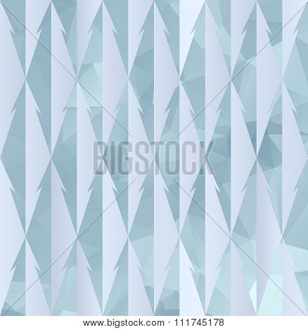 Light Geometric Christmas Seamless Pattern