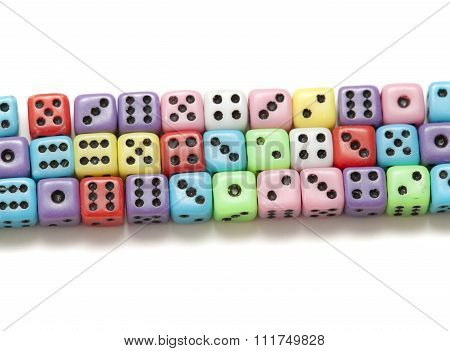 Many Small Dice